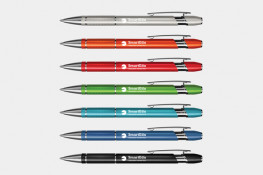 Centra Pens, range of colours, printed 1, 2 or full colour or laser engraved