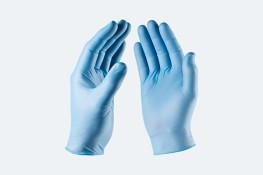 Disposable gloves, PPE, ambidextrous
