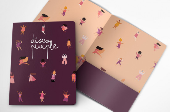 Presentation Folders A4 portrait or landscape, printed one or two sides on premium stock, finished with matt or gloss celloglaze, 100% recycled stock available