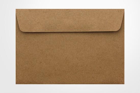 specialty envelopes buffalo kraft 110gsm wallet