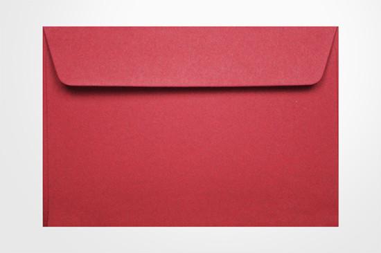 Specialty Envelopes Colorplan Scarlet 135gsm Wallet