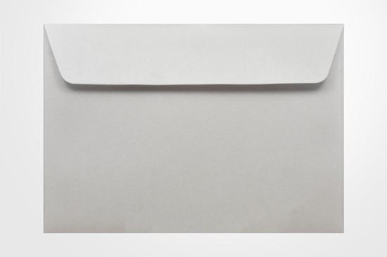 Specialty Envelopes Curious Metallic Ice Silver 120gsm Wallet Envelopes