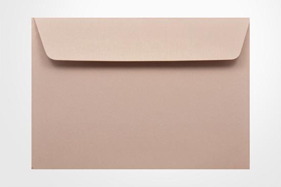Specialty envelopes Curious Metallic Nude 120gsm Wallet Envelopes