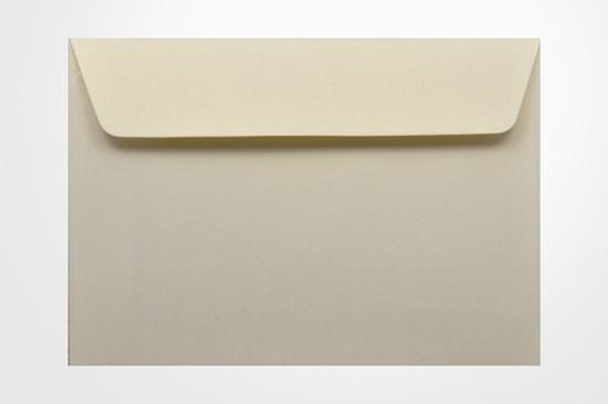 Specialty envelopes Curious Metallic White Gold 120gsm Wallet Envelopes