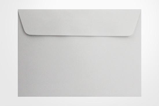 Specialty envelopes Kaskad Sparrow Grey 100gsm Wallet Envelopes