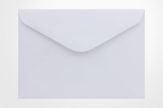 Specialty envelopes Knight Smooth White 105gsm Banker Envelopes