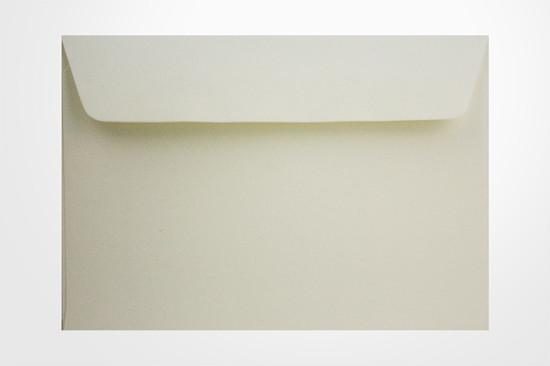 Specialty envelopes Via Felt Cream White 118gsm Wallet Envelopes