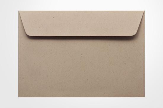 Specialty envelopes Via Vellum Kraft 104gsm Wallet Envelopes