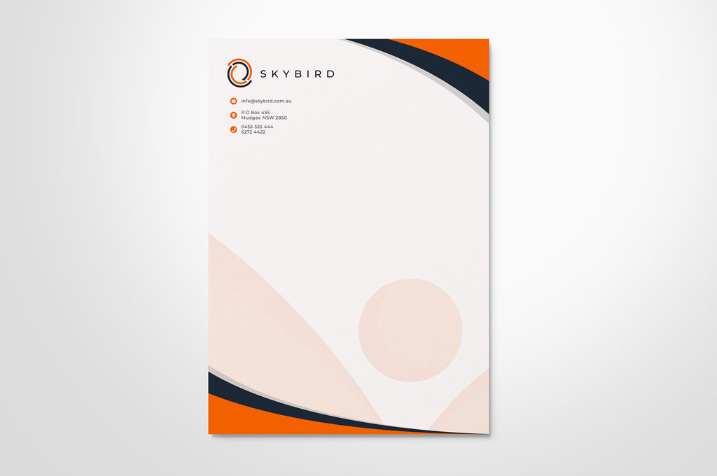 A4 letterhead, one, two or full colour printing on premium paper stocks or 100% recycled