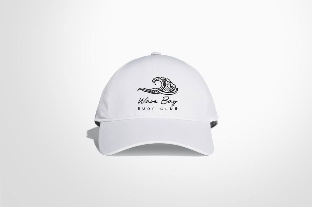 Promotional Caps, adjustable closure, 1, 2 or custom colour with your club or company logo