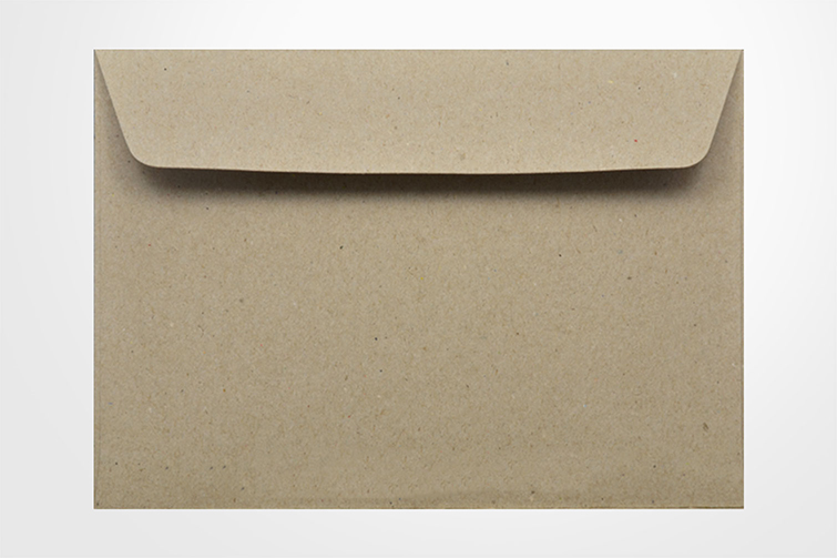 specialty envelopes botany natural 115gsm wallet