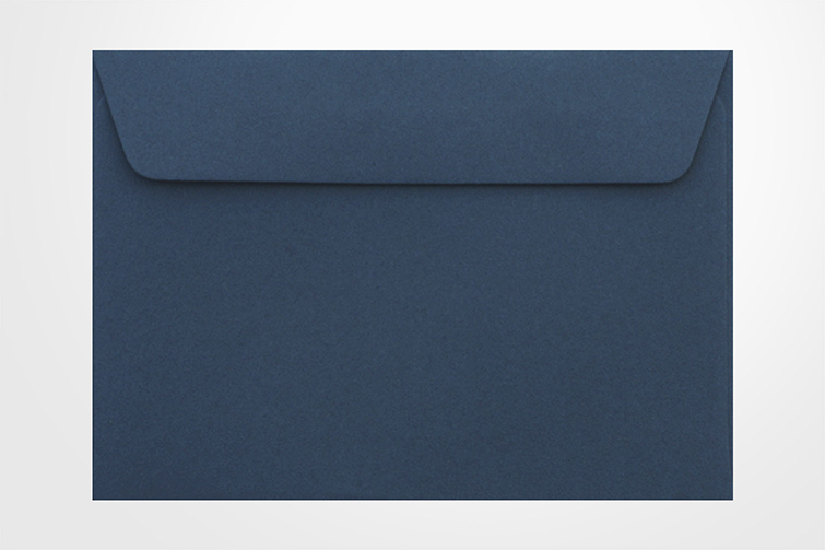 specialty envelopes colorplan cobalt 135gsm wallet