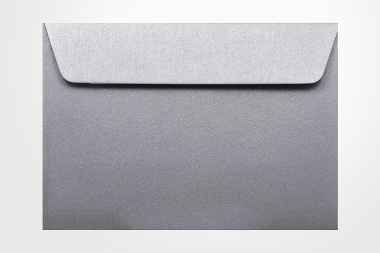 Specialty envelopes Curious Metallic Galvanised 120gsm Wallet